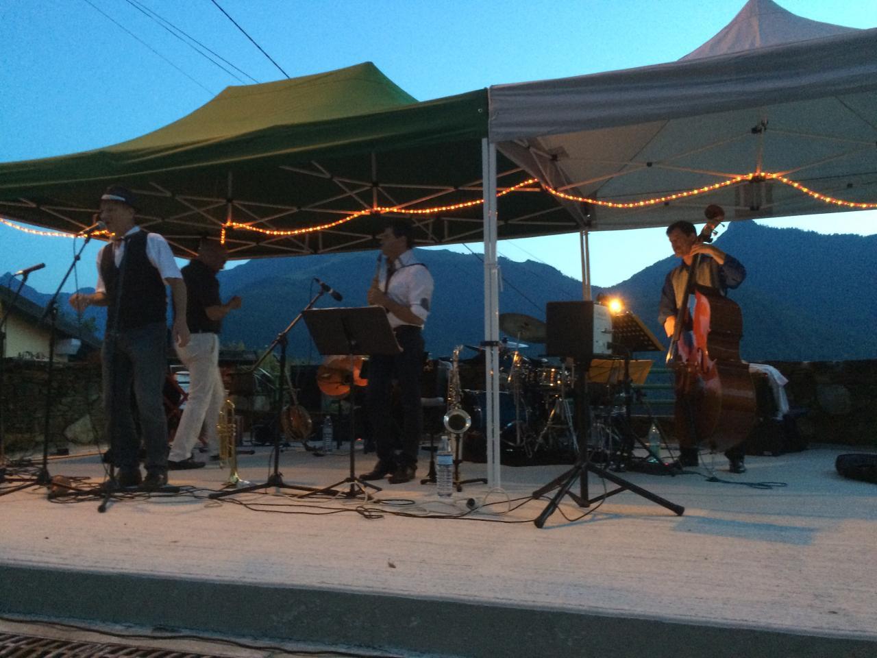 Concert de Jazz Cats