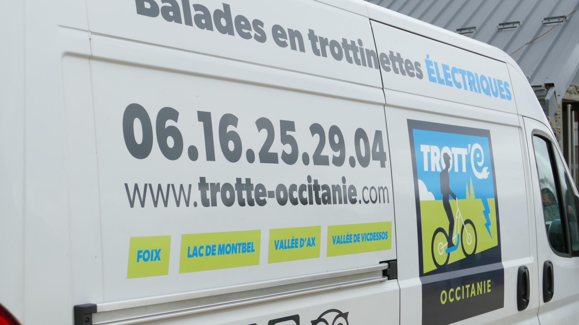 Journée trottinettes électriques à Goulier 15 août 2019