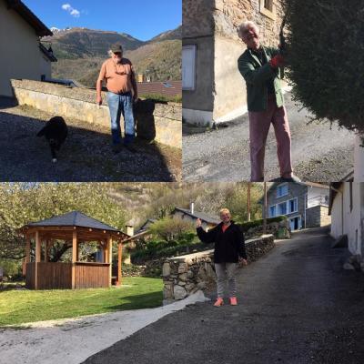 Entretien du village Avril 2020