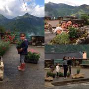 Fleurissement du village 17 mai 2020