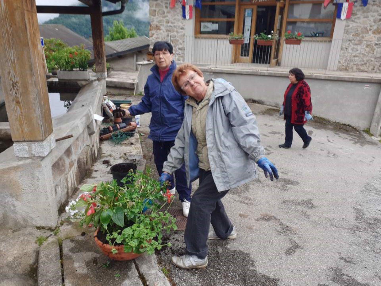 Fleurissement du village 2021
