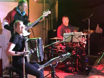 Le Bazus Band en concert