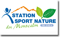 Station sport nature du Montcalm